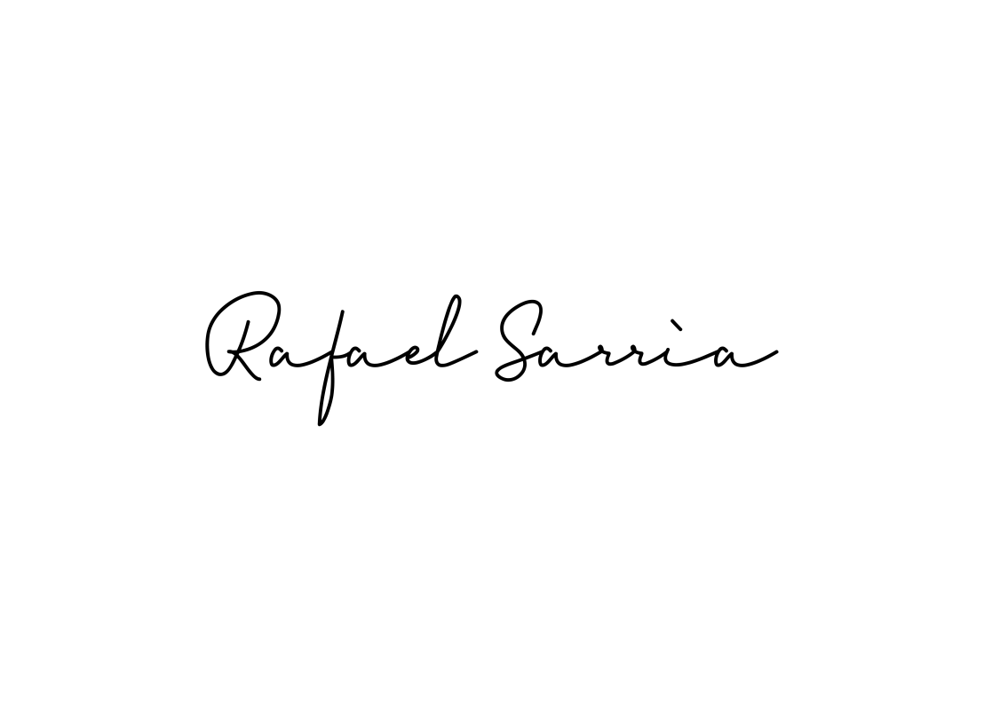 Rafael Sarria – Publicidad Y Marketing